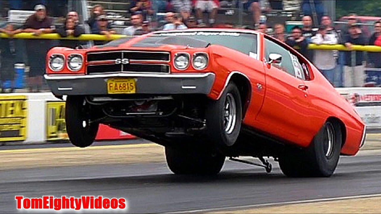 drag racing chevelle byron super wheelie wheelstand 1970 chicagoland cars muscle stocks contest wheelies ss ron dragway youtu saved streets