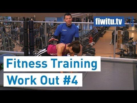 Fitness Training #4 - Oberkörpertraining - Fiwitu.tv / Health City