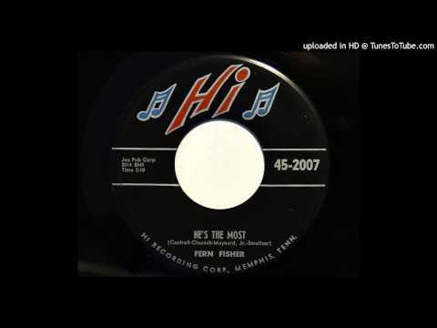 Fern Fisher - He's The Most (Hi 2007) [1958 Memphis rockabilly]