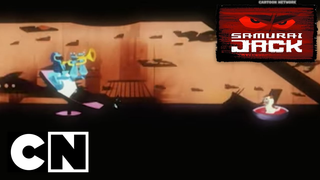 Download Samurai Jack - Tale of X49 (Clip 1)
