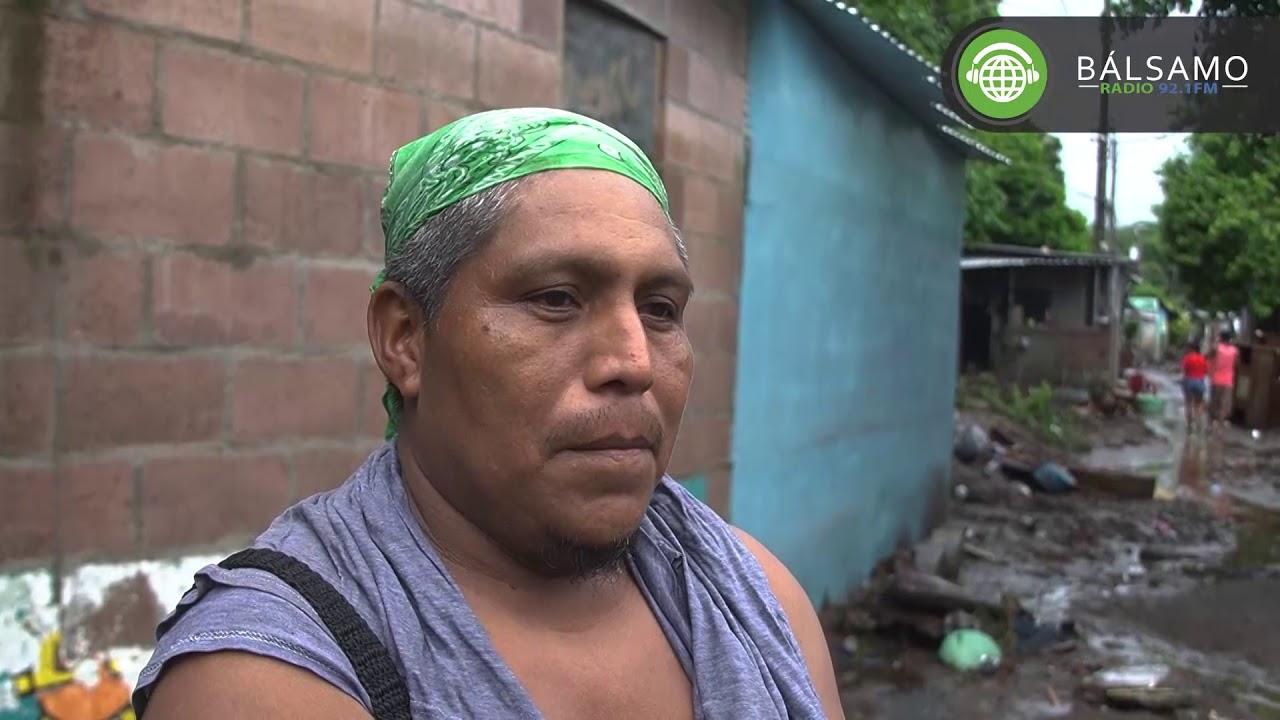 Impactos por Tormenta Tropical Amanda en El Salvador