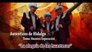 Auténticos de Hidalgo: Nuestra Separación. Lanzamiento 2013