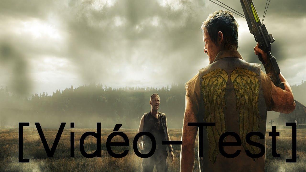 Walking Dead Test