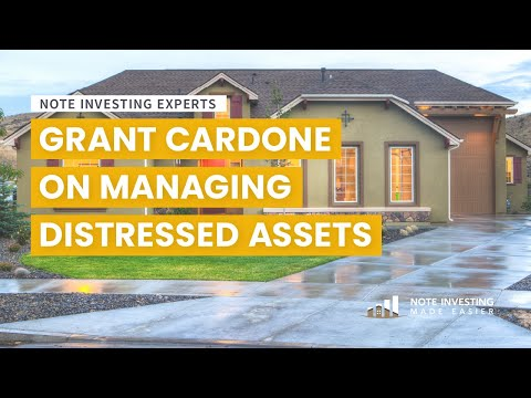 Grant Cardone on Managing Distressed Assets