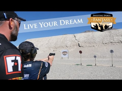 Shooting Sports Fantasy Camp - Live Your Dream