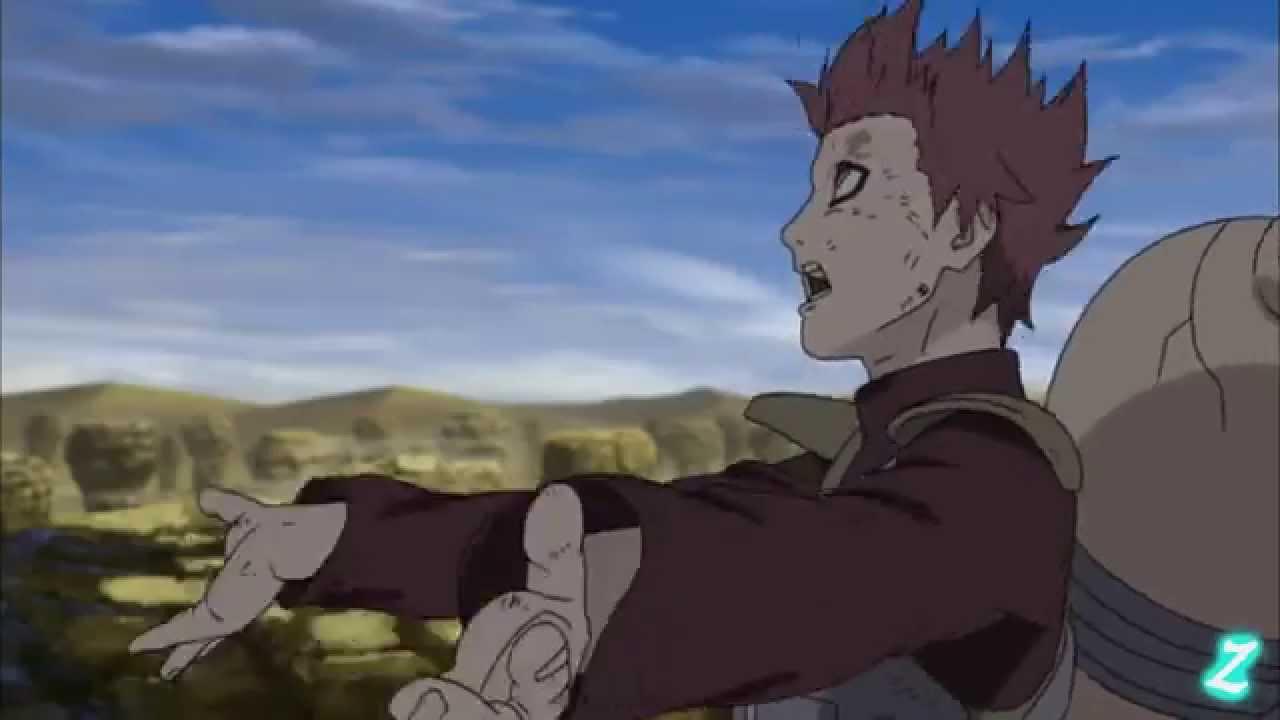 Naruto vs kakuzu - 1 9
