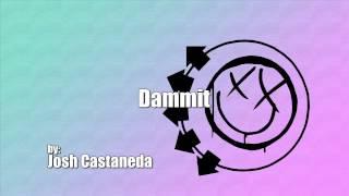 Blink-182 - Dammit (Instrumental Cover)