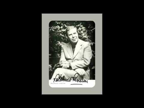 "Baritono ROLANDO PANERAI -  Aroldo ""Mina, pensai che un'angelo"" (scena, aria e cabaletta) 1951"