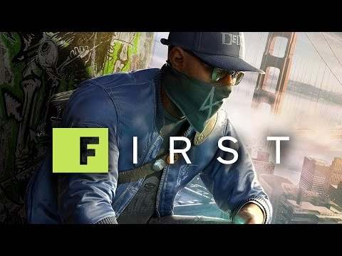 How Watch Dogs 2's Seamless Online World Works - IGN First