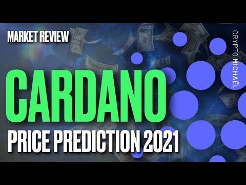 CARDANO (ADA) 2021 PRICE PREDICTION: INSANE  PROFITS!!  🤯