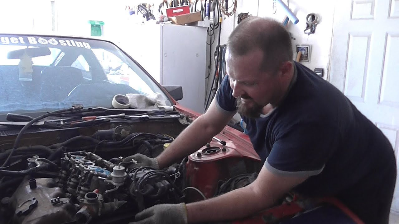 How To Remove A 1984 1989 300zx Engine Vg30 Youtube Wiring Diagram