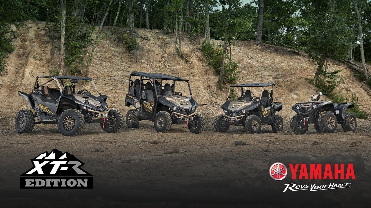 Best Side By Side Utv 2020.Yamaha Unveils New 2020 Xt R Edition Side By Side And Atv Models