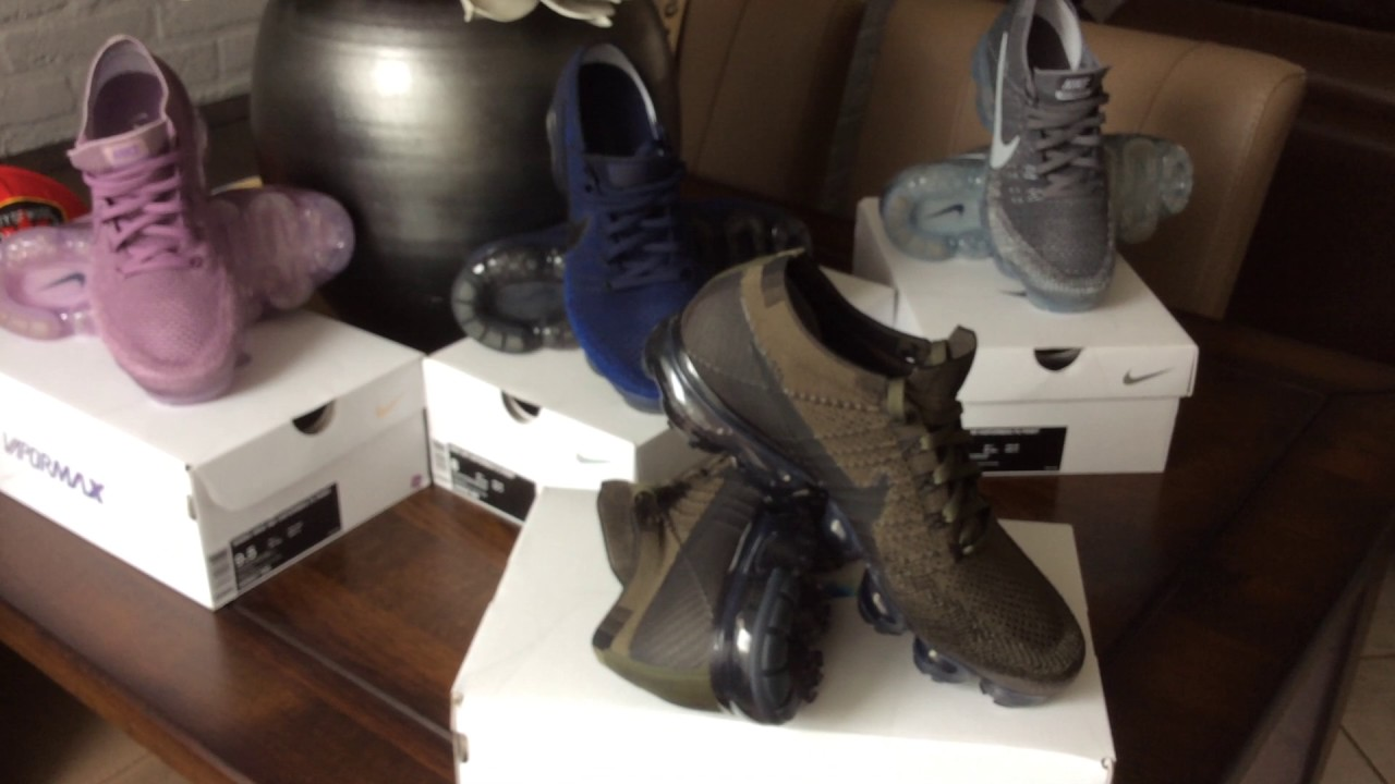 new concept b2543 2c104 Nike Air VAPORMAX FLYKNIT - 2017 (Collection)(Cargo Khaki/Olive/Black)(Part  105)