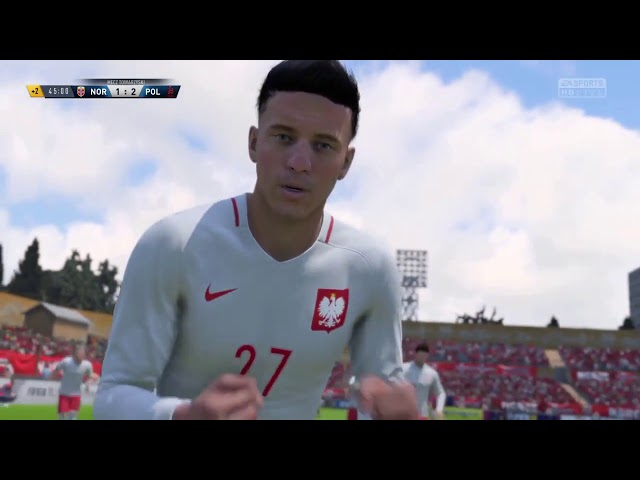 iFVPA Euro - Polska - Norwegia 4:1, 2:3
