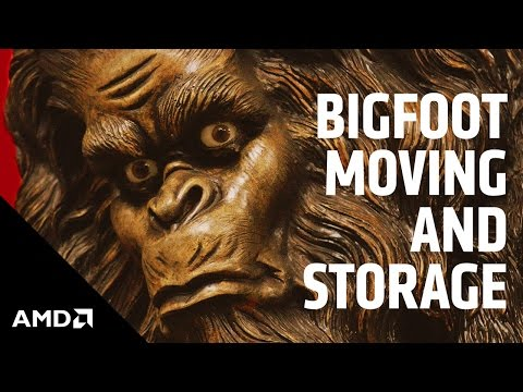 Big Foot Moving And Storage, Inc And The AMD PRO-powered HP Elite Desktops