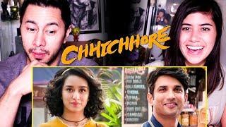 CHHICHHORE   Nitesh Tiwari   Sushant Singh Rajput   Shraddha Kapoor   Trailer Reaction!