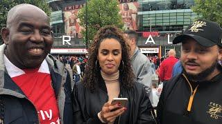 Arsenal v Man City Line up Live