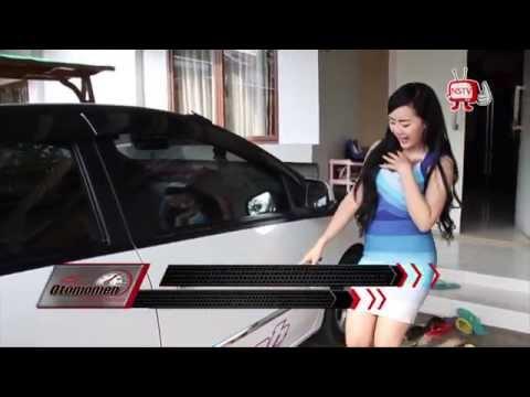 Neng Oshin - Otomomen - Otomotif Temen - NSTV