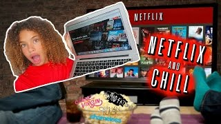 NETFLIX AND CHILL - mes favoris Netflix