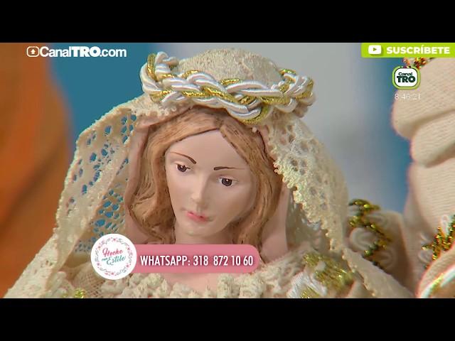 Esculturas religiosas - Hecho con Estilo