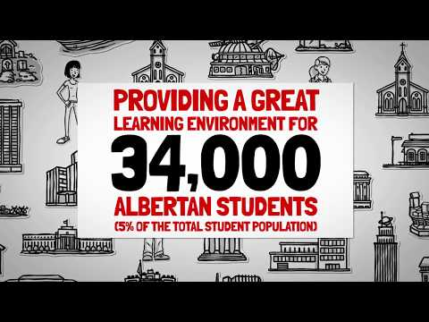 Alberta's private schools save tax payers money