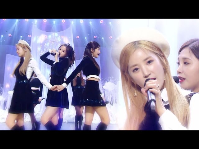 《Special Stage》 Apink (에이핑크) - Cause you're my star (별의 별) @인기가요 Inkigayo 20170101