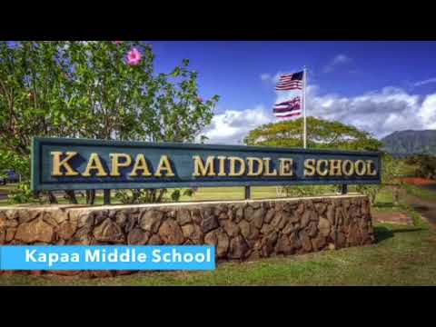 Educations on Kauai - Hawaii