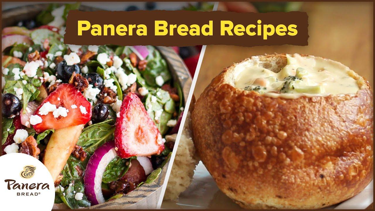 Homemade Panera Bread Recipes