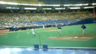 Montreal Expos footage.