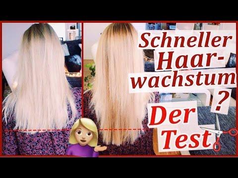 Haarwachstum Beschleunigen In 2 Monaten I Der Test Tipps Aus Dem