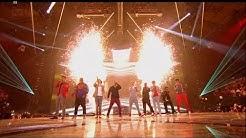 OMG it's JLS vs One Direction - The X Factor 2011 Live Final - itv.com/xfactor