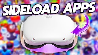 How To Sideload Games On Oculus Quest 2