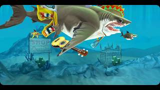 Hungry Shark World (MEGALODON) #1 - Android Game