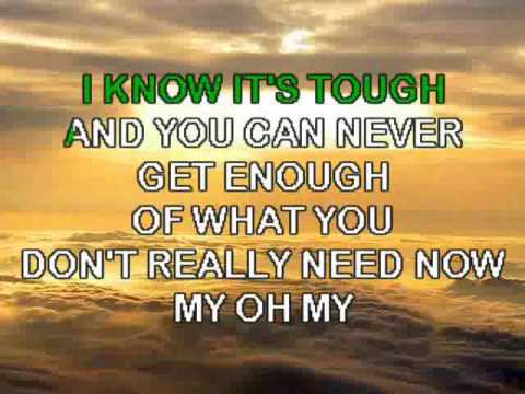 U2 - Stuck In A Moment You Can't Get Out Of (Karaoke with Lyrics)