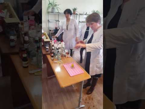 Sumgait State University Chemistry Faculty-Reaction Fairy