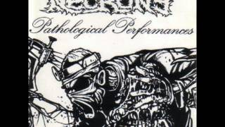 Necrony - Pathological Performances (1993) Part 1 Lyrics