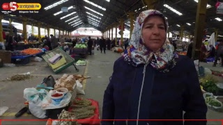 Seydişehir PAZAR da