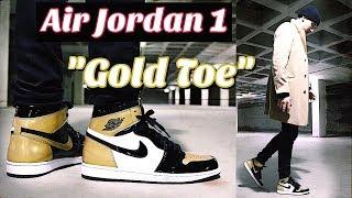 air jordan 1 high gold