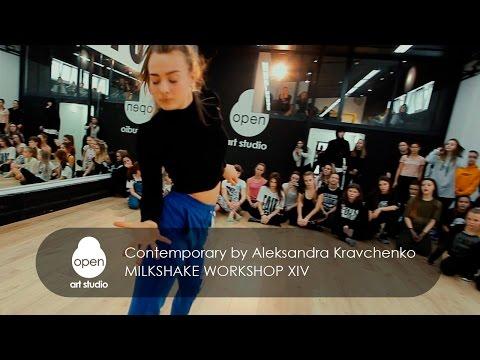 Milkshake workshop XIV - Contemporary by Aleksandra Kravchenko - Open Art Studio
