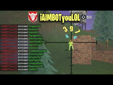 Fortnite Aimbot 2019