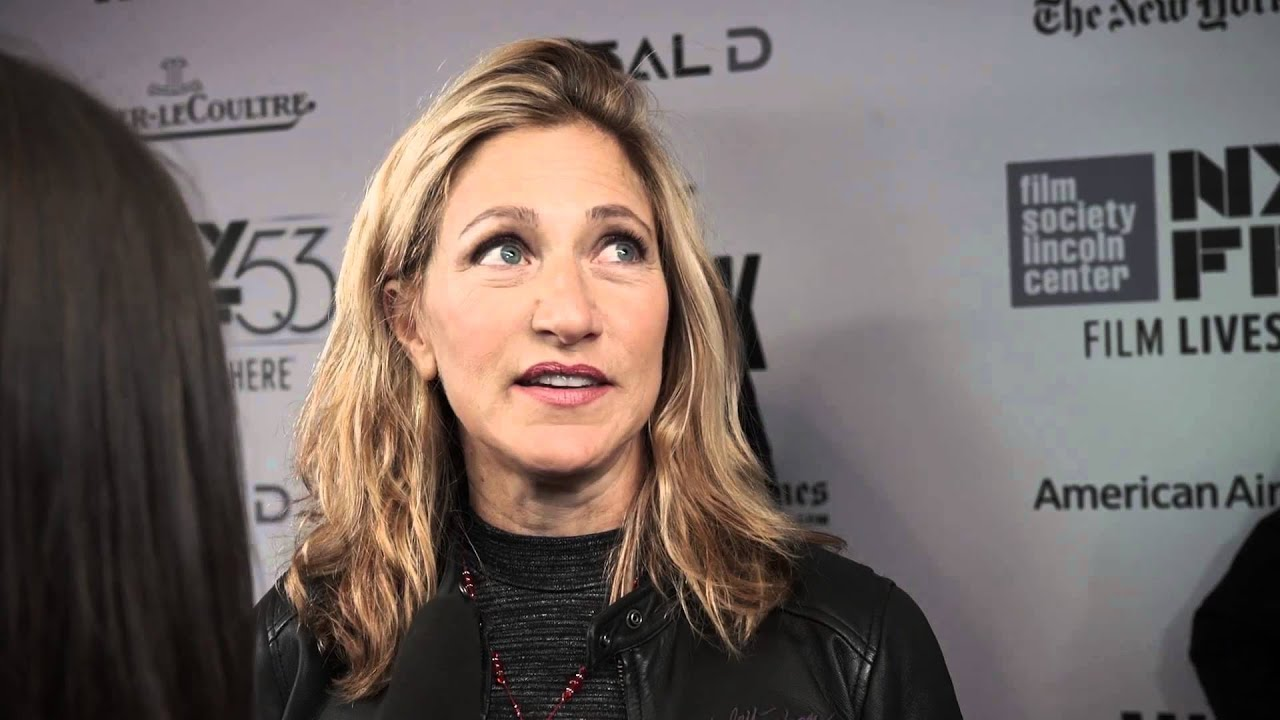Edie Falco  | 'The Walk' Red Carpet | NYFF53