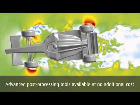 HyperWorks Virtual Wind Tunnel - Виртуальная аэродинамическая труба