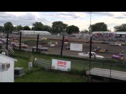 Richard 'Bones' Welch tribute at Warren County Speedway