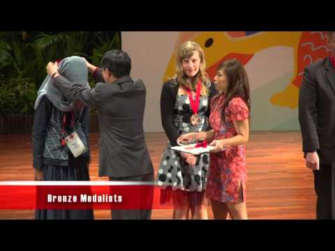 IBO 2012 Singapore - Closing Ceremony Highlights