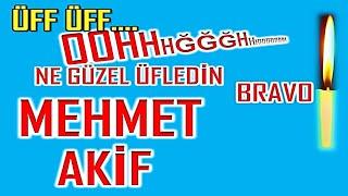 İyiki Doğdun Mehmet Akif İsme Özel Komik Doğum Günü Şarkısı