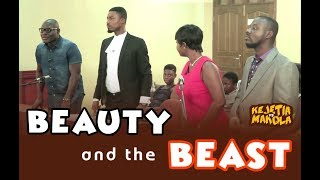 Kejetia Vs Makola - Beauty and the Beast