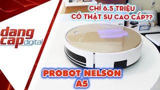 Robot Hút Bụi Lau Nhà CHỈ 6.5 TRIỆU | PROBOT NELSON A5 -Dangcapdigital.vn