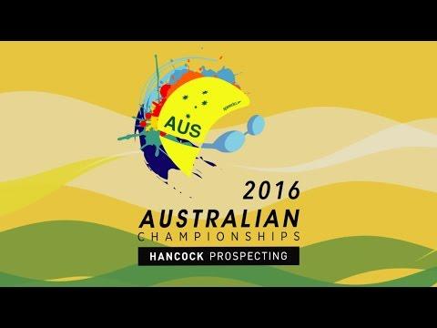 Day 2 Heats - 2016 Hancock Prospecting Australian Swimming Championships