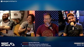Night Attack #228: brian-is-testing-a-camera--500.mp4 (w/ MikeTV)