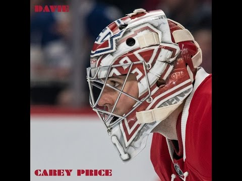 Davie ~ Carey Price
